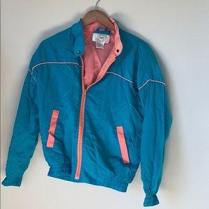 Jackets & Blazers - Vintage 80's Windbreaker